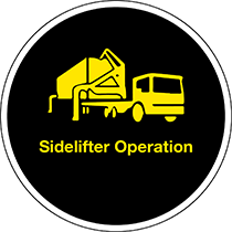 Sidelifters operation course