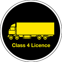 how to get class 4 license