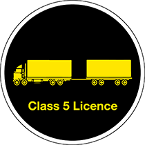 Class 5 Licensing Course